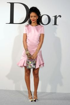Rihanna is the new face of Dior, and is the first black woman to do so - AOL.com