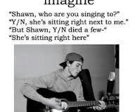 Sad shawn imagine