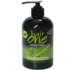 Hair One Hair Cleanser Conditioner: Amazon.co.uk: Health & Personal Care  Do I need shampoo and conditioner, apparently not, just use this and rinse really well.