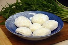 Recetas Japonesas en español!: Mochi - Pastelitos de arroz