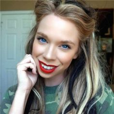 Bunny Meyer, grav3yardgirl, all about self love and inner beauty, starting to love this rockstar