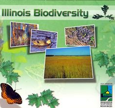 Illinois Department of Natural Resources: Division of Education - Illinois Biodiversity CD-ROM