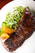 Tallarin Verde Con Bisteck  /Costanera in Montclair, NJ