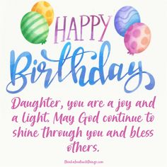 57 Inspirational Birthday Blessings [With Images] Happy Blessed Birthday, Happy Birthday Clip Art, Happy Birthday Quotes For Friends, Birthday Poems, Happy Birthday Beautiful, Happy Birthday Messages, Birthday Cards, Birthday Gifts, Birthday Sayings