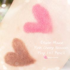 Etude House Pink Cherry Blossom #kayxcake