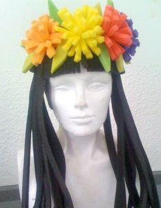 Sombreros De Hule Espuma Para Fiestas, Bodas