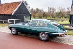 Jaguar E-type serie 2