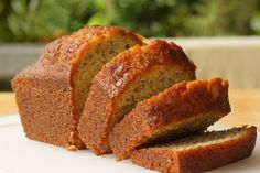 Banana Banana Bread - This banana bread is moist and delicious with loads of banana flavor! Banana Banana Bread - This banana bread is moist and delicious with loads of banana flavor! Bread Cake, Dessert Bread, Bread Food, Loaf Cake, Best Banana Bread, Tasty, Yummy Food, Köstliche Desserts, Dessert Recipes