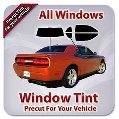 Do-it-yourself Precut Window Tint Kits