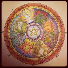 Finished my solstice calendar. :)