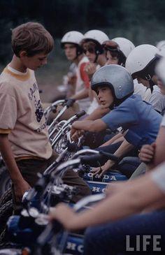 Start 'em young. #ironandresin #InR #freedomriders