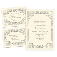 Country wedding invitation with cowboy hat wedding pinterest classy country 3 for 1 invitation sciox Images