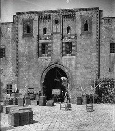 Aleppo - khan el Saboun حلب - خان الصابون