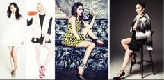 Check out the coolest ways to style your shoes with tips from Korean celebrities like girl group Spica's Jiwon, Narae, Boa & Juhyun and actresses Kim Jung Min, Gong Seo Young, Nam Bora & Han Geu-ru Fashion Updates, Fashion Tips, Kim Jung, Korean Celebrities, Your Shoes, Blond, Girl Group, Seo, Vogue