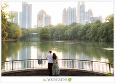 Atlanta Engagement, Photography by The Youngrens