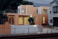 T-House by SatoruIto Architects & Associates