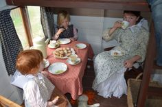 Little House on the Prairie #homeschool #history unit - amazing unit!