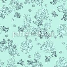 Blackberry Dream Pattern Design by Anastasia Ivanova at patterndesigns.com Vector Pattern, Pattern Design, Surface Design, Anastasia, Blackberry, Your Design, Tasty, Patterns, Floral