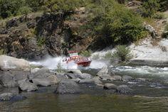 Rogue River Jetboat Ride, Oregon