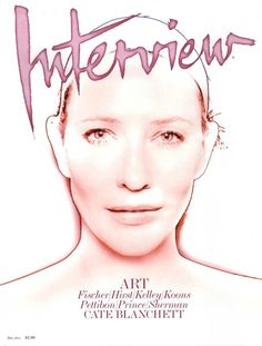 Interview Cover December/January 2008