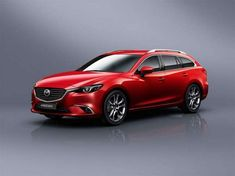 2018 Mazda 6 Is The Featured Model Wagon Image Added