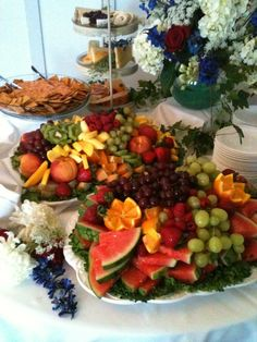 fruit platter   share
