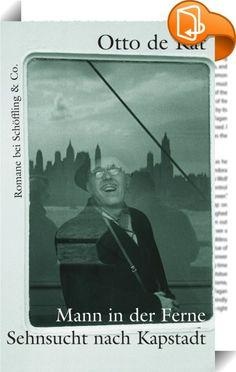 Mann in der Ferne / Sehnsucht nach Kapstadt    ::  Der große niederländische Erzähler Otto de Kat feiert seinen 70. Geburtstag. Ihm und dem Buchmessen-Gastland Niederlande zu Ehren erscheinen seine ersten beiden Romane erstmals in einem Band.  In MANN IN DER FERNE wird anhand von Erinnerungssplittern das Porträt eines Einzelgängers entworfen, der schon überall gewesen ist: Cambridge, Budapest, New York, Zürich, Tel Aviv. »Ein elegantes Prosastück, eine schwebende Poetik des Unterwegsse...
