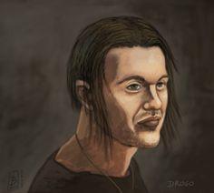 Desiderius  - Drogo karakter - W.B.