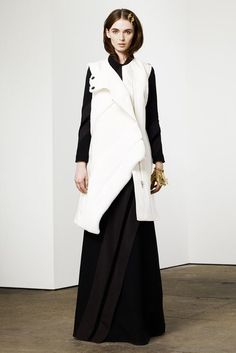 Thom Browne | Pre-Fall 2014 Collection | Vogue Runway