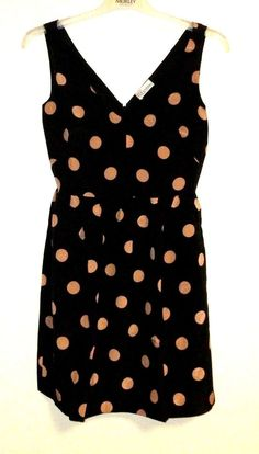 881a53d7e5 Red Valentino Black Polka Dot Dress Size 46 Ladies UK Sz 14 RRP 435 Box45 17