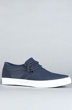 $45 #Supra The Cuban in Navy #sneakerheads - Use repcode SMARTCANUCKS for 10% off on #PLNDR - http://www.lovekarmaloop.com