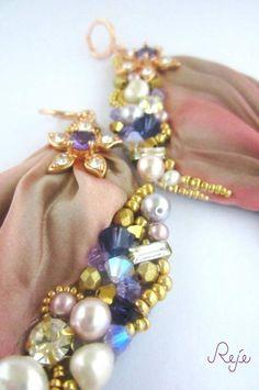 Shibori silk earrings- details https://www.facebook.com/rejegioielliinsoutache www.rejesoutache.com