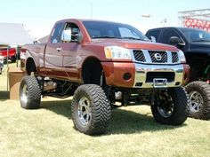 custom truck lifts