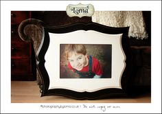 Organic Bloom frame via Photography by Lorna