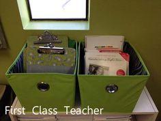 First Class Teacher: My New Classroom Reveal