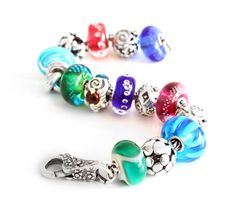 "TROLLBEADS Armband ""Wonderfull Colors"""
