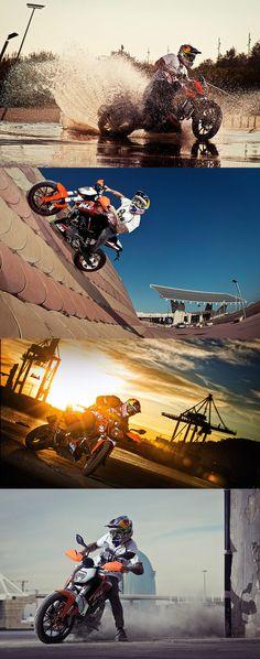 Andreu Lacondeguy KTM