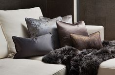 Piped scatter - Cushions & Throws - The Sofa & Chair Company