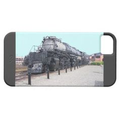 Union Pacific Railroad Alco Big Boy Steam Engine iPhone 5 Cases  - SOLD-