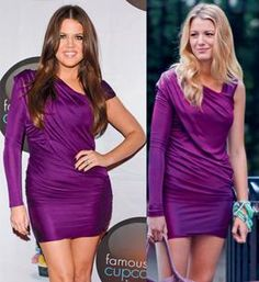 Both Khloe Kardashian and Blake Lively wore this Alexander Wang dress, but who wore it better?