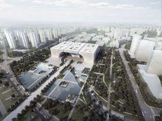 GMP-Architekten-Changzhou-Culture-Center