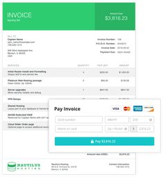 Receipts By Wave By Wave Accounting Inc Small Business - Wave invoice software
