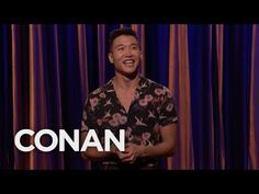 Joel Kim Booster Compares 2017 To A Horror Movie  - CONAN on TBS - YouTube