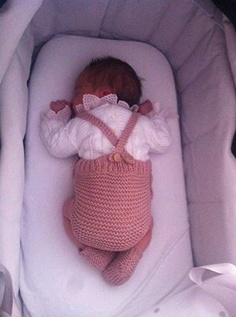 knitting for new born <3 mama madejas <3