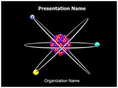 Presenter media powerpoint templates 3d animations and clipart these royalty free atom structure animated powerpoint backgrounds let you edit text and values and can be used for topics like science toneelgroepblik Images