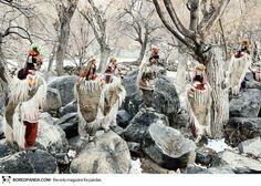 Ritratti mozzafiato delle Tribù più sperdute nel mondo prima che scompaiano |photographs-of-vanishing-tribes-before-they-pass-away-jimmy-nelson-35__880
