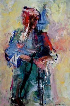 International Art Symposium in Kosovo Expressionism, Canvas Art, Portrait, Artist, Artwork, Painting, Om Art, Work Of Art, Headshot Photography