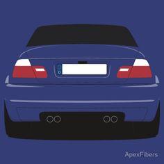 BMW 3-Series (E46) rear-end