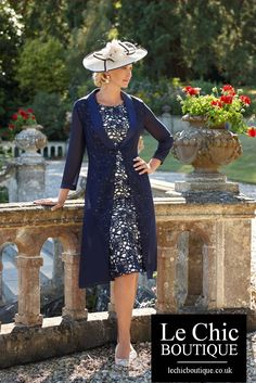 Condici - Le Chic Boutique - ...Condici, style 11290, Alabaster Navy http://www.lechicboutique.co.uk/designers/condici/