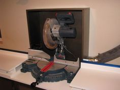Mitre saw bench 3